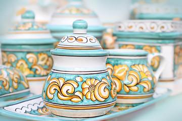 ceramics, pottery, vases
