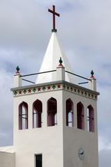 Church tower - Tongatapu, Tonga