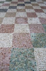 pavimento mosaicato