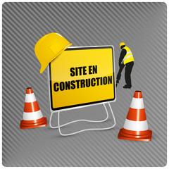 Site en construction - chantier