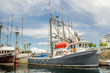 Fishing Boats in Harbour - 69990233