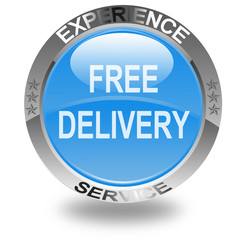 free delivery sur bouton