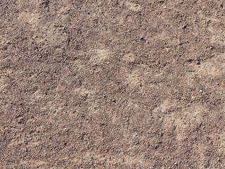 texture of fine gravel
