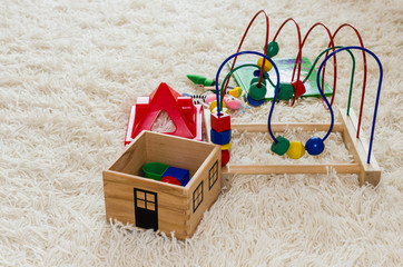 wooden child toys