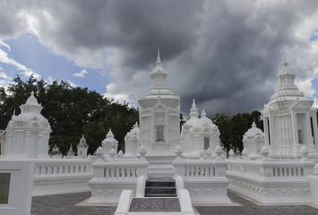 buddhist cemetary for ancient dynasty