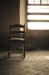Vecchia sedia