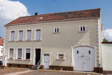 Haus-Leerstand