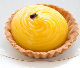 Gateaux individuels / tarte au citron