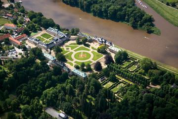 Schloss Pillnitz, Dresden, Sachsen, Deutschland