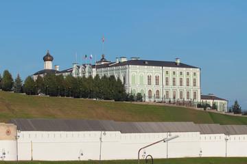 Presidential Palace in Kazan Kremlin