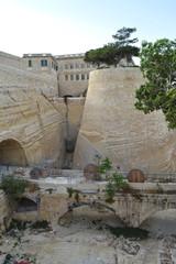 valletta wall malta
