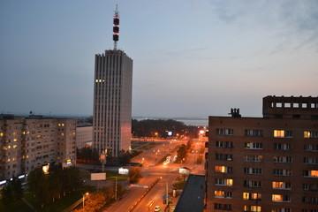 Вечерний Архангельск
