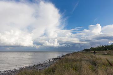 Wolkenküste Ostsee