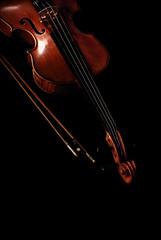 Wertvolle alte Geige