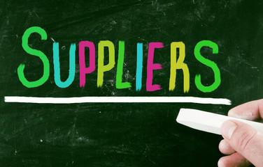 supplies concept