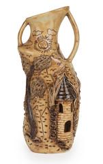 Beautiful ceramic jug