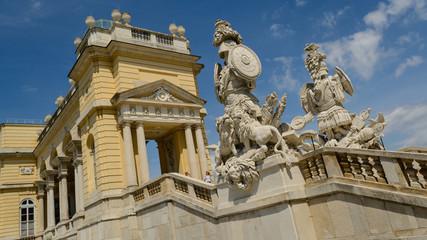 The Gloriette - Schönbrunn Palace