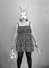 Rabbit Mask murder