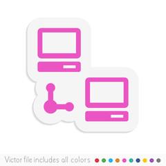 Sticky Icon