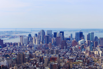 Manhattan Cityscape - New York City