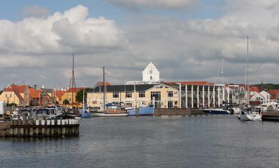 Small Danish town