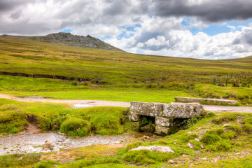 Rough Tor Bodmin Moor Cornwall