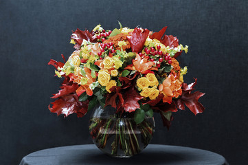 Autumn bouquet