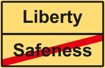 Liberty Against Safeness