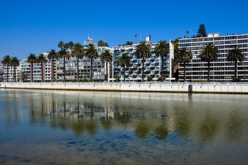 Condos at Vina del Mar, Chile