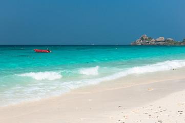 Paradise Beach at Similan Islands