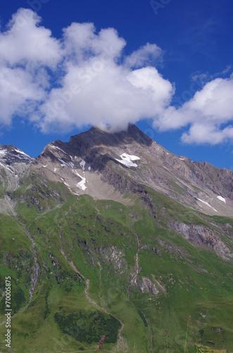 canvas print picture Bergwelt