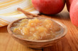 Applesauce with cinnamon