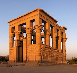 temple egyptien