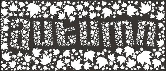 autumn word BN