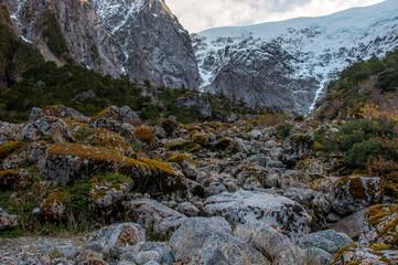 Parque Nacional of Queulat, Carretera Austral, Highway 7, Chile