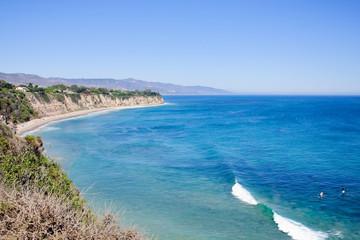 view from Duma Point, Malibu California
