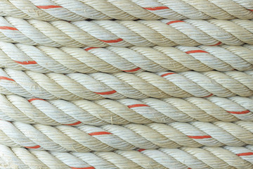 background of rope