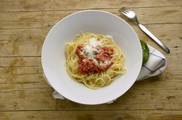 Pasta alla salumiera Cucina italiana  ఇటలీ వంట పద్ధతి Expo 2015
