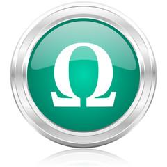 omega internet icon
