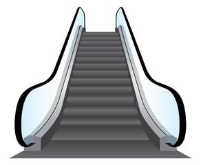 Escalators Vector