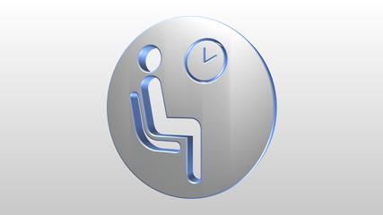Logo 3D tempo