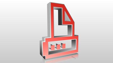 Logo 3D stampa