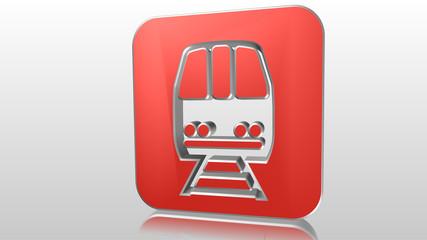 Logo 3D tram