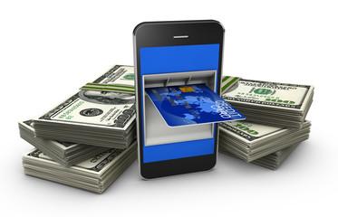 credit smart phone