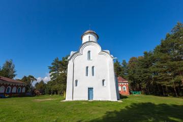 Peryn Chapel. Veliky Novgorod. Russia