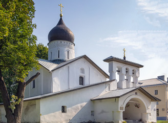 Church of the Resurrection of Christ, Pskov