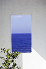 White Sea Window
