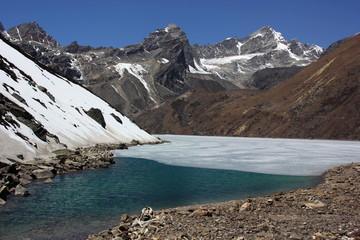 Mountain's lake