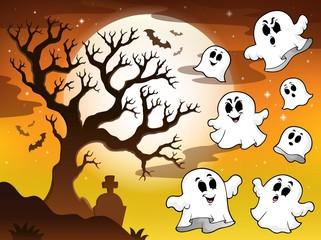 Spooky tree topic image 2