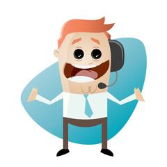 support hotline business mann